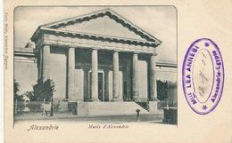 ALEXANDRIE - MUSEE D'ALEXANDRIE - Alexandrie