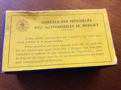 Très Rare Médaille Marius Berliet - France