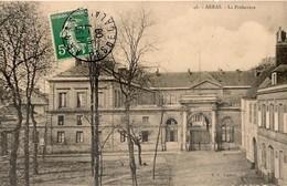 62 - Arras - La Préfecture- Divisé/circulé - (G122) - Arras
