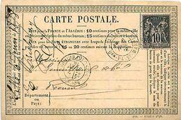 Cpa Précurseur 1878 De LILLE Quartier Place Saint Martin 59 à Rouen - Lille