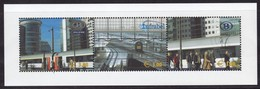 2005 Belgien, Eisenbahnmarken  TRV Block 8 , MNH **, - Bahnwesen