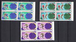 Dahomey 1970, Football / Soccer / Fußball / Voetbal / Sport, 9e Coupe Du Monde **, MNH - World Cup