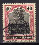 Memel 1920 Mi 6, Gestempelt [280117L] - Memelgebiet