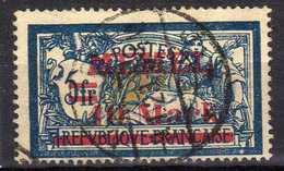 Memel 1921 Mi 38 II, Gestempelt [280117L] - Memelgebiet