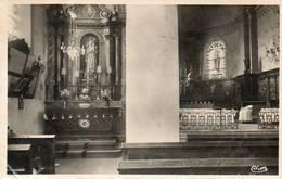CPSM - ARCHETTES (88) - Aspect De L'intérieur De L'Eglise Dans Les Années 50 - France