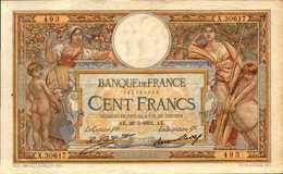 FRANCE 100 FRANCS Du 28-5-1931 L O M  Pick 78b  F 24/10 - 1871-1952 Antiguos Francos Circulantes En El XX Siglo