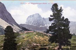 Regensburger Hütte-Stempel Alpenverein 1909 - Austria