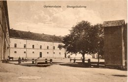 Allemagne. Germersheim. Stengelkaserne - Germersheim
