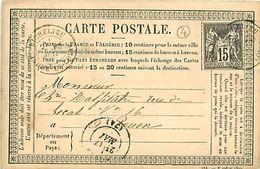 Cpa Précurseur 1877 De RICHELIEU 37 à Rouen - France