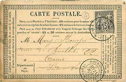 Cpa Précurseur 1877 De BOURGUEIL 37 à Tours - France