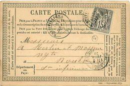 Cpa Précurseur 1878 De MONTIVILLIERS 76 à Rouen - Montivilliers