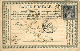 Cpa Précurseur 1878 De MONTBELIARD 25 à Rouen - Montbéliard