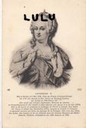 CÉLÉBRITÉS : édit N D N° 88 : Catherine II Fille Du Prince D Anhalt-Zerbst ( Personnage Historique ) - Historical Famous People