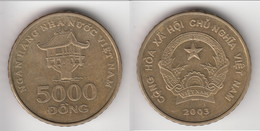 **** VIETNAM - VIET-NAM - 5000 DONG 2003 **** EN ACHAT IMMEDIAT !!! - Viêt-Nam