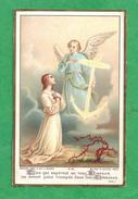 ANGELO - E - PR - Mm. 70 X 110 - EDIZ. BOUASSE LEBEL ET FILS - Religion &  Esoterik