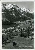 SVIZZERA  SUISSE   GR  ST. MORITZ  Dorf Und Bad - GR Grisons