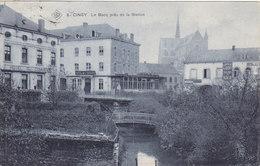 Ciney - Le Bocq Près De La Station (SBP, 1909) - Ciney