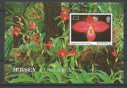 Jersey 2004 BL 54 (1162) ** Orchidées - Jersey
