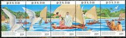 PALAU - Noël 1987 - Y&T 192/196 - Neufs - SUP - Mint - Christmas 1987 - Palau