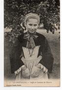 - FRANCE (56) - CPA Vierge Coiffe Et Costume De GOURIN (superbe Gros Plan) - Editions Artaud Et Nozais 21 - - Gourin