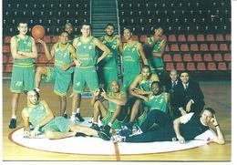 Equipe De BASKET - Saison 2001/2002 PRO B  - CHALONS EN CHAMPAGNE - Basketbal