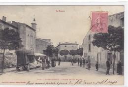 Aude - Mirepeisset - Olace De La Mairie - Frankreich