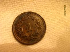 Suisse: 1 Centime 1938 - Suiza