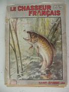 Français > Revues > 1950/59 > Le Chasseur Français - N°690 Août 1954,St Étienne & La Pub Manufrance - Fischen + Jagen