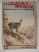 Français > Revues > 1950/59 > Le Chasseur Français - N°693 Novembre 1954,St Étienne & La Pub Manufrance - Fischen + Jagen