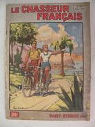 Français > Revues > 1950/59 > Le Chasseur Français - N°698 Avril 1955,St Étienne & La Pub Manufrance - Chasse & Pêche