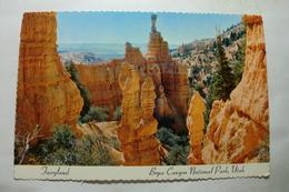 Fairyland - Bryce Canyon National Park, Utah - Bryce Canyon