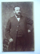 CDV - Male Portrait - E. Debenham - Weymouth - Fotos