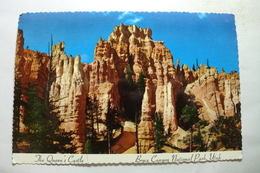 The Queen's Castle - Bryce Canyon National Park, Utah - Bryce Canyon