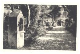 06 - Notre Dame De La GAROUPE Au CAP D'ANTIBES - Le Chemin Du Calvaire - Antibes