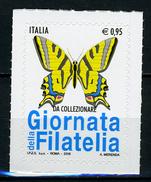 2016 -  Italia - Italy - Giornata Della Filatelia 2016 -  Mint - MNH - 2011-...:  Nuevos