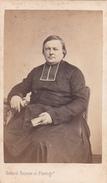 RELIGION-CDV-PRETRE CURE - PHOTOGRAPHE A.FEULARD LE HAVRE - Anciennes (Av. 1900)