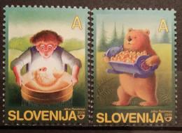 Slovenia, 2005, Mi: 502/03 (MNH) - Slovenia