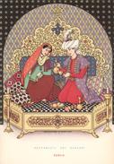 USANZE NUZIALI - PERSIA - SERIE REPUBBLICA DEI RAGAZZI - ILLUSTRATORE NICOULINE - Illustratori & Fotografie