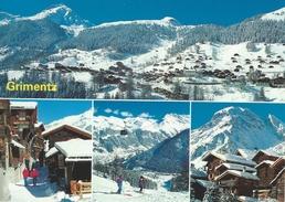Grimentz Mon Râve - Valais  Switzerland  # 05497 - VS Valais