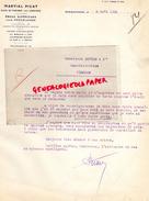 87 - AIXE SUR VIENNE - FACTURE MARTIAL PICAT - EMAUX SUPERIEURS POUR PORCELAINE- FELDSPATH KAOLIN- 1926 MOULIN DE L' OR - 1900 – 1949