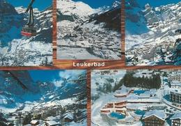 Leukerbad  - Valais  Switzerland  # 05499 - VS Valais