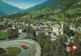 Flesch  - Valais  Switzerland  # 05500 - VS Valais