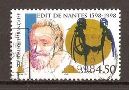 1998 - 400e Anniversaire Signature Edit De Nantes N°3146 - Càd 1998 - Gebraucht