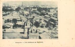 A-17-1705   : BIRMANIE  RANGOON - Myanmar (Burma)