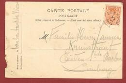 Lembecq Noodstempel Fortune ? 22/6/1919 - Postmark Collection