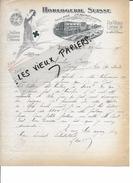 31 - Haute-garonne - TOULOUSE - Facture PLAUCHUT - Horlogerie Suisse, Joaillerie, Bijouterie - 1908 - REF 56B - 1900 – 1949