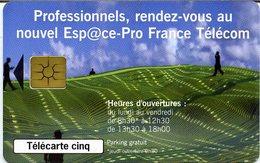 @+ 5U - Espace Pro Valenciennes - Gem2 (1000 Ex) - Ref : Gn509 - Francia