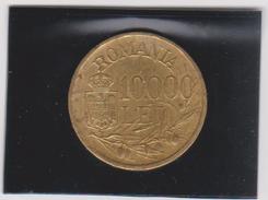 ROMANIA  1947 10000 LEI- 2 Scans - Romania