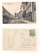 AK Linz A.d.Donau - Landstrasse - 6.8.1913 ? - Echt Gelaufen - Linz