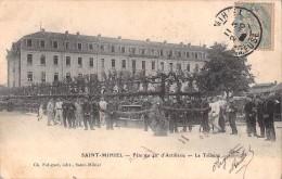 55 RARE SAINT MIHIEL FETE DU 40 D ARTILLERIE LA TRIBUNE / EDITION FOLIGUET - Saint Mihiel